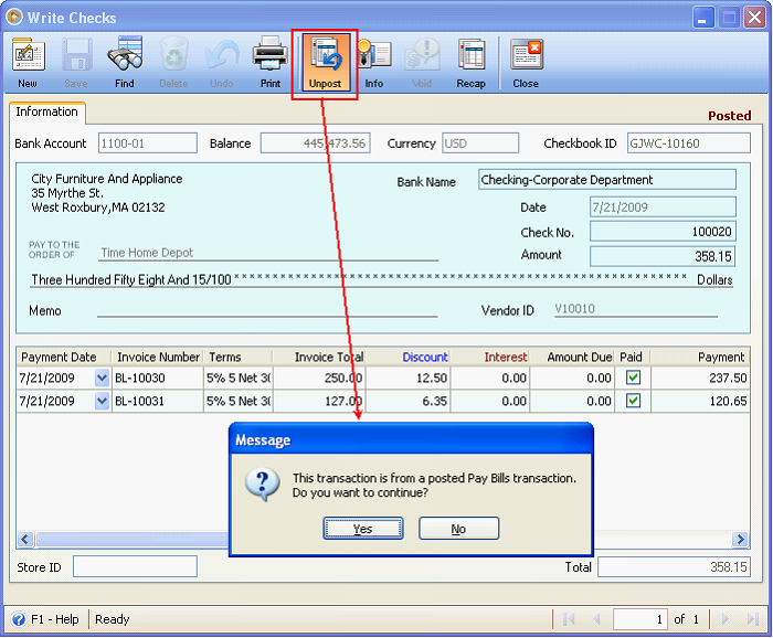 how to delete voided deleted transactions in quickbooks