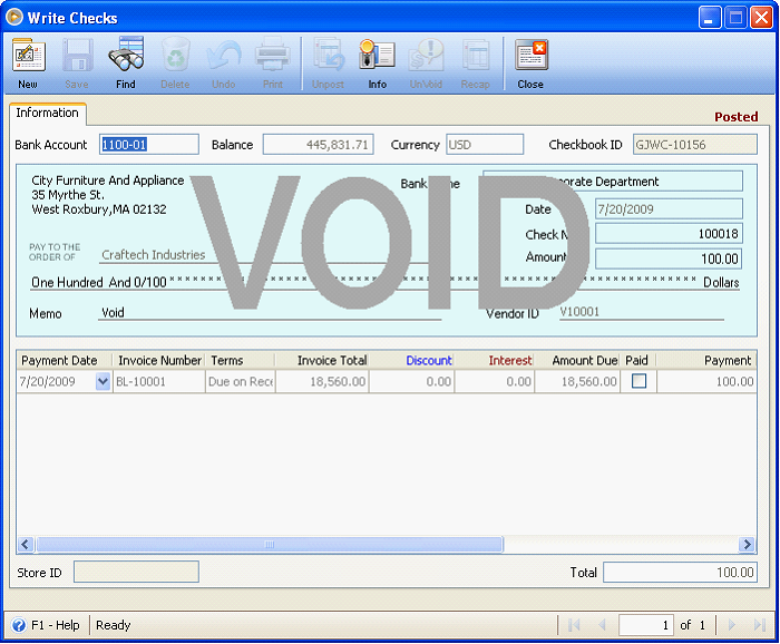 How to Write a Voided Check for Direct Deposit
